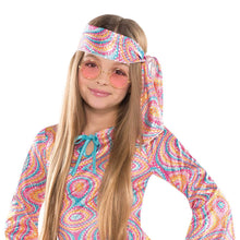 Load image into Gallery viewer, Amscan 842845 Girls Disco Diva Costume - Large (12-14), Multicolor