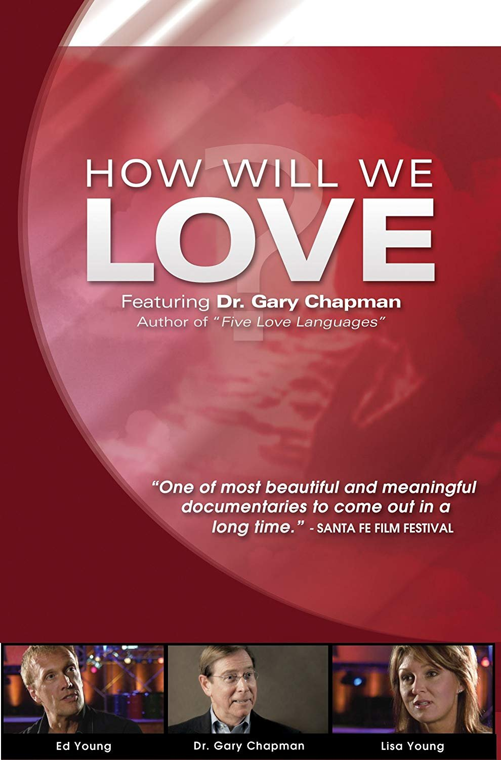 DVD-How Will We Love