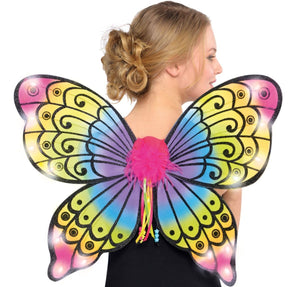 Light-Up Butterfly Wings