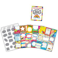 Load image into Gallery viewer, Pack of 2 Scratch-Off Reward Card Packs for Children