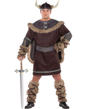 Load image into Gallery viewer, amscan Adult Viking Warrior Costume Plus Size