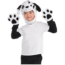 Load image into Gallery viewer, Amscan Dalmation Accessory Kit - Child Black, White