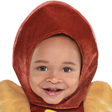 Load image into Gallery viewer, Suit Yourself Mini Hot Dog Halloween Costume for Babies, with Included Accessories