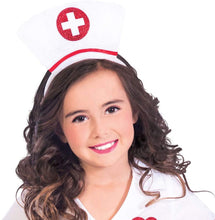 Load image into Gallery viewer, amscan Girls Darling Nurse Costume Kit- Medium (8-10)