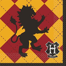 Load image into Gallery viewer, Harry Potter Birthday Party Pack Seats 16 - Napkins, Plates and Cups - Childrens Harry Potter Party Supplies
