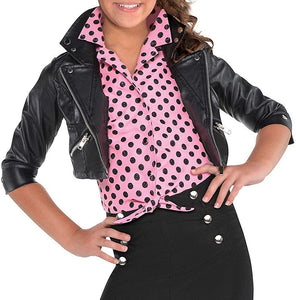Amscan Greaser Girl Child 50S Costume