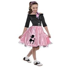 Load image into Gallery viewer, amscan Miss Sock Hop | Fashionable 40s | Small (4-6)