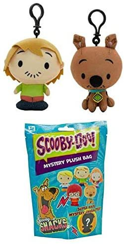 YUME Scooby Doo Scooby Snacks Mystery Plush Pack Bag Toys