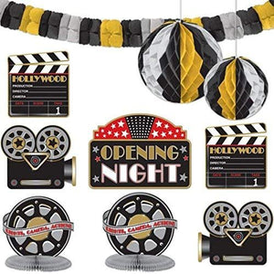 Hollywood Party Decorating Kit