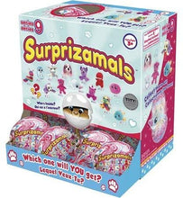 Load image into Gallery viewer, Surprizamals Series 9 Mystery Plush Blind Capsules Packs Bundle LOT of (6)