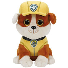 Load image into Gallery viewer, Ty Paw Patrol Beanie Babies - Set of 6! Marshall, Chase, Skye, Rocky, Rubble and Zuma!