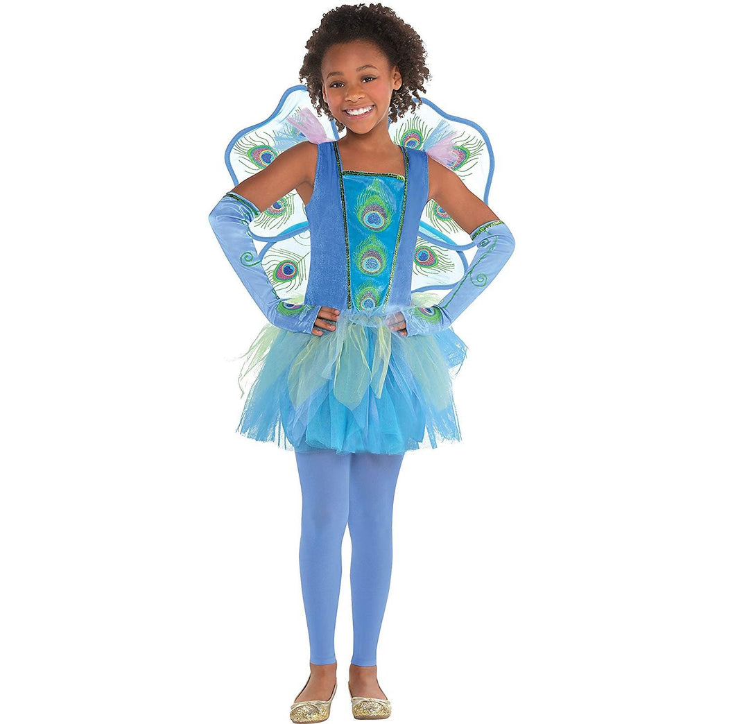 Amscan Children's Peacock Princess Costume