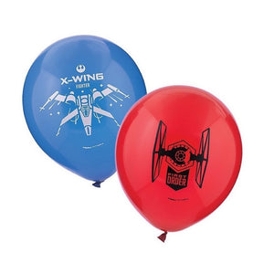 Star Wars Episode VII Printed Latex Balloons, Party Favor