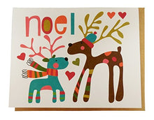 Load image into Gallery viewer, The Gift Wrap Company Recycled Boxed Holiday Cards, Hoppy Holiday