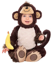 Load image into Gallery viewer, Infant Sized Monkey Around Costume