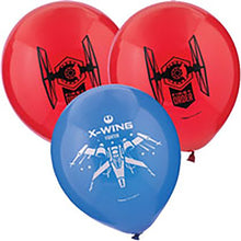 Load image into Gallery viewer, Star Wars Episode VII Printed Latex Balloons, Party Favor
