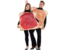 Load image into Gallery viewer, Amscan Adult Peanut Butter & Jelly Costume Classic