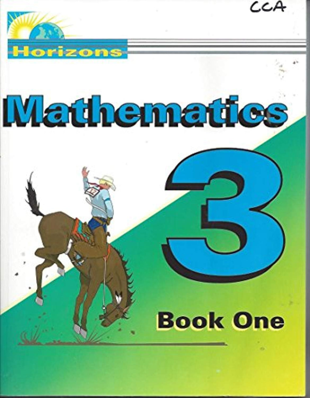 Horizons Math BOOK 1 (Lifepac)