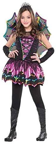amscan Spider Fairy Children Costume - Toddler (3-4)