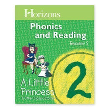Load image into Gallery viewer, Horizons Reader 2 A Little Princess and Other Classic Stories