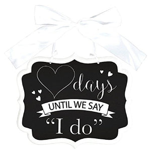 "Countdown To""I Do""Sign"