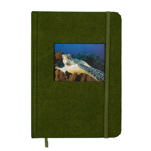 "Gift Wrap Company National Geographic Aquarium Journal - 160 Ruled Pages. Daily Notebook Journal Size: 5.5"" X 7.25"""