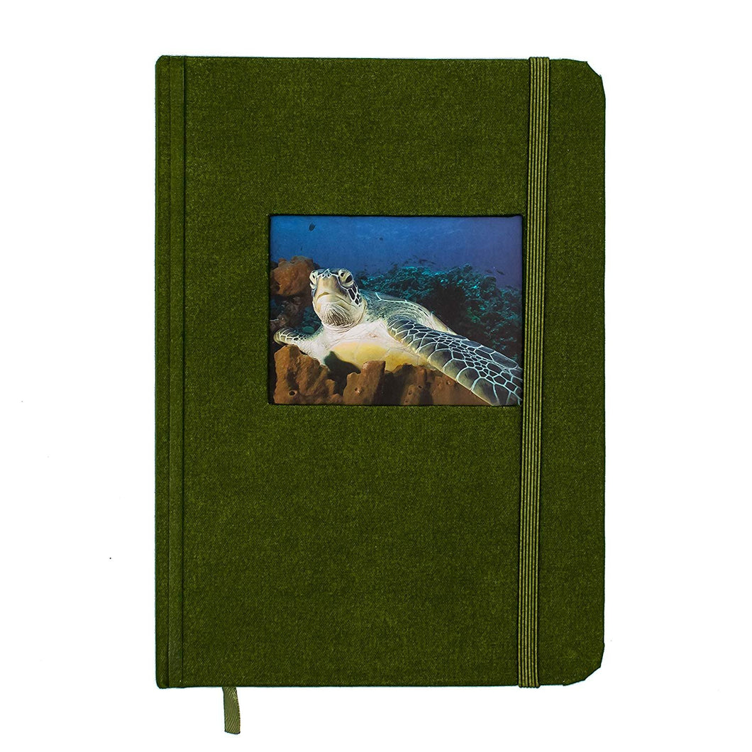 Gift Wrap Company National Geographic Aquarium Journal - 160 Ruled Pages. Daily Notebook Journal Size: 5.5