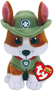 Ty Licensed Beanies - Paw Patrol Tracker & Everest 2 pc Set - 8""