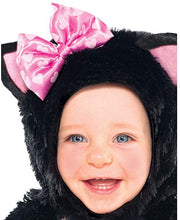 Load image into Gallery viewer, amscan Itty Bitty Kitty Girls Infant Costume
