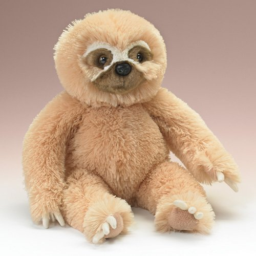 Wildlife Artists Sloth Plush Toy 17