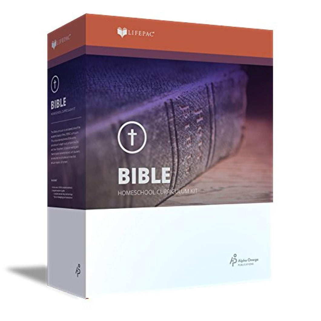 Lifepac Bible 8th Grade