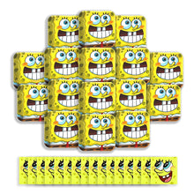 Load image into Gallery viewer, B-THERE Spongebob Squarepants Party Pack Bundle - Birthday Set, Seats 16: Plates and Napkins. Childrens Party Supplies