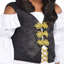 Load image into Gallery viewer, Amscan Pirate Costume | Pretty Scoundrel | Large (12-14)