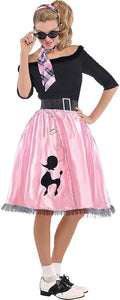 Amscan Womens Sock Hop Sweetie Costume