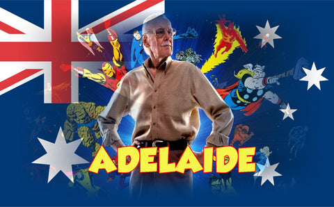 Supanova Adelaide 2017 Stan Lee VIP PACKAGE