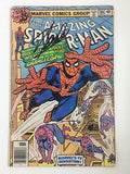 Amazing Spider-Man #186 Signed by Stan Lee