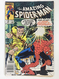 Amazing Spider-Man #246 Signed by Stan Lee