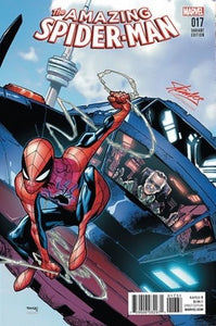 Amazing Spider-Man #17 Fan Expo 2016 Exclusive Colored Variant