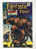 Fantastic Four #68 Signed by Stan Lee