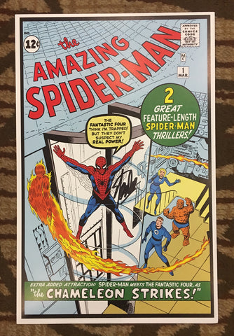 Amazing Spider-man #1 Cover Print Lithograph