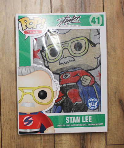 Funko Stan Lee Super Hero T-Shirt