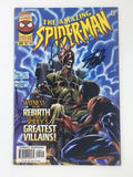 Amazing Spider-Man #422 Signed by Stan Lee