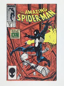 Amazing Spider-Man #291 Signed by Stan Lee