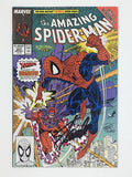 Amazing Spider-Man #327 Signed by Stan Lee