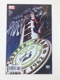 Amazing Spider-Man #593 Signed by Stan Lee
