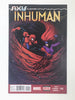 Inhuman #10 Signed by Stan Lee