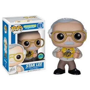 Stan Lee Comikaze POP figure