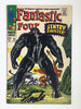 Fantastic Four #64 Signed by Stan Lee