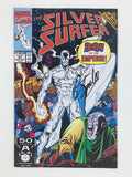 Silver Surfer #53 Signed by Stan Lee