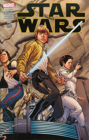 Star Wars #1 Quesada 1:75 variant